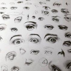 #eye #eyes #study #illustration #ilüstrasyon #drawing #dessin #desen #figuredrawing #sketch #eskiz #portrait #dibujo #art #artoftheday #portre #pencil #рисунок #иллюстрация #desenho #instalike #beauty #portraitdrawing #karakalem #çizim #pencildrawing #figurestudy #instalikes #edizkan