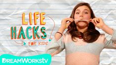 Our favorite life hacker Sunny is back to help you spread your wings with these fun feather hacks! From fashionable feather earrings to incredible edible fea. Incredible Toy, Incredible Edibles, Awesome, Kid Life Hacks, Useful Life Hacks, Life Pro Tips, Life Hackers, Dreamworks Animation, Clothing Hacks