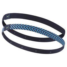 Nike's chevron sport headband