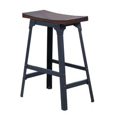 American Woodcrafters Carson 24 in. Backless Counter Stool | from hayneedle.com