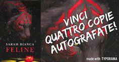 Le Lettrici Impertinenti: [Giveaway] Vinci 4 copie CARTACEE e AUTOGRAFATE di...