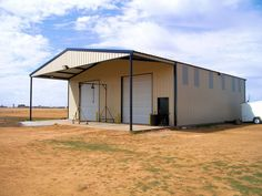 Pics of common commercial metal buildings. Shop Buildings, Steel Buildings, Garage Kits, Garage Shop, Pre Engineered Metal Buildings, Metal Building Kits, Metal Workshop, Steel Garage, Farm Shop