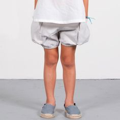 Go Gently Baby Bloomer Shorts // at Darling Clementine