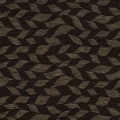 Geometric chocolate upholstery fabric Mirabelle Mocha by Charles Parsons Interiors  #fabric #upholstery #leaf #abstract #chocolate #brown #charlesparsonsinteriors