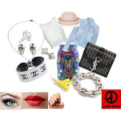 """""""Who You?"""" by cristina-mastan on Polyvore"""