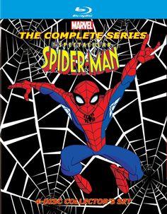 Spectacular Spider-Man - Season 1 / Spectacular Spider-Man - Season 2 - Set ($41.39) - http://www.amazon.com/exec/obidos/ASIN/B00IGVJH0E/hpb2-20/ASIN/B00IGVJH0E