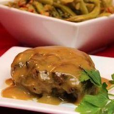 Slow Cooker Salisbury Steak Allrecipes.com
