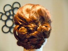@Molly Callaway's wedding hairstyle practice (by @Melissa Davis Gradin at Bombshells Salon - Beaverton, Oregon)