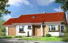 Проект маленького дома Жемчужина 2; 108,32 кв.м. | Заказать проект дома, проекты загородных домов