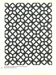 Pattern in Islamic Art - 124 Islamic Motifs, Islamic Art Pattern, Arabic Pattern, Pattern Art, Pattern Design, Geometric Patterns, Geometric Designs, Geometric Art, Textures Patterns