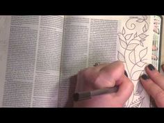 Bible Journal with Me #8 - YouTube