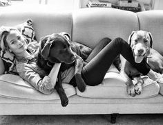 Mother's Day with...Carolyn Murphy - Read more at our blog.