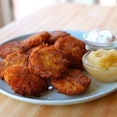 Crispy Yukon Gold Latkes Recipe  with 6 ingredients Recommended by 1 users.