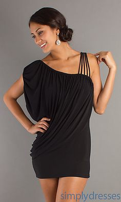 Sexy Black Homecoming Dress ~SimplyDresses $69    http://www.simplydresses.com/shop/viewitem-PD731462