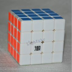 Yumo Cangfeng 4x4x4 Magic Cube Puzzle Speed Cube