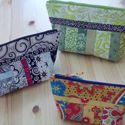 Cosmetic Bags with Laura Cooke Dates: 12/2 and 12/9 Time: 10:30am–12:30pm