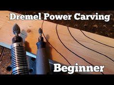 Dremel Router, Dremel Drill, Dremel Bits, Dremel Tool Projects, Diy Wood Projects, Wood Crafts, Dremel Ideas, Wood Carving Chisels, Dremel Carving