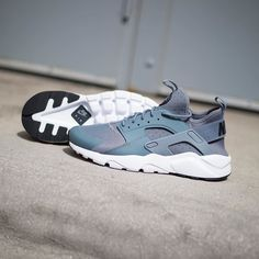 7b7690583d90  nike s Huarache Ultra returns to  fatbuddhastore in this sleek grey  colourway. Shop in