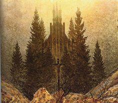 Portfolio Caspar David Friedrich Toute les oeuvres. (222: À L Huile Sur Toile, Craie, Crayon, Huile, Huile Sur Toile, Stylo, Un Stylo)