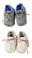 Baby shoes pdf instructions