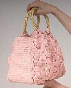 Crocheted Bags: Designers' Fertile Imagination - Livemaster - original item, handmade