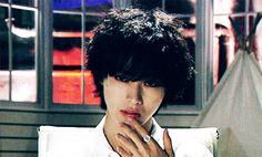 "Kento Yamazaki, J drama series ""Death Note"", Sep. 2015"