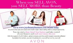 Looking for Work a thome?  Be your own boss Share Beauty Makeup & Skincare with others http://www.joysbeautybusiness.com