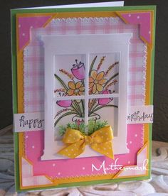 Birthday Boquet ~ IC337 by Mothermark - Cards and Paper Crafts at Splitcoaststampers