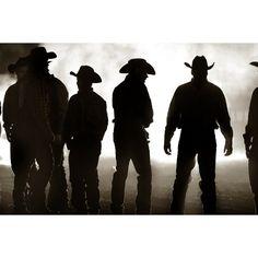 Cowboys Wall Art