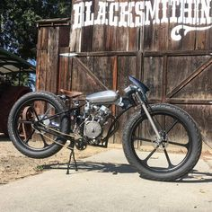 "urk-n-jerk: ""From ssu 2017 #imperialcycles #imperialcustoms #motorizedbicycle #moto #moped #motorizedbike #bratstyle #ratrodbikes #ratrod #ssu2017 #shinysideup #bobber #caferacer #mopedlife """