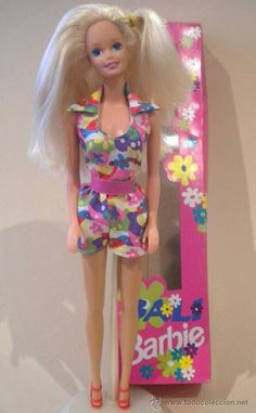 Bali Barbie, #10776 I still have the outfit. My daughter uses it for her barbies.