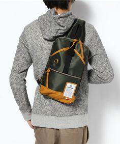 atmos select(アトモスセレクト)のBianchi Body Bag [ビアンキ ボディバッグ](ショルダーバッグ)|詳細画像