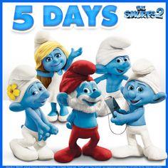 Smurf movies 2