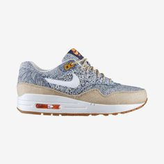 new product 4f55c bce60 Nike Air Max 1 Liberty – Chaussure pour Femme Chaussures Nike, Chaussures  Femme, Soulier