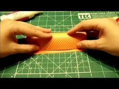 vídeo DIY embalagem de cenoura