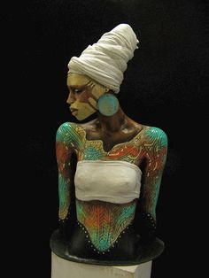 Woodrow Nash, Romillia by Artexpo, via Flickr