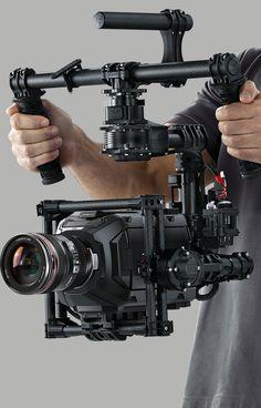 Blackmagic Design URSA Mini Pro, the digital film camera with professional broadcast camera features and controls. Camera Rig, Camera Gear, Sony Camera, Cinema Camera, Movie Camera, Best Dslr, Best Camera, Photography Camera, Photography And Videography