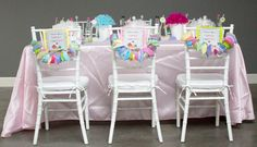 Love this cupcake party table! Baking Birthday Parties, Baking Party, Cute Cupcakes, Birthday Cupcakes, Cupcake Wars, Cupcake Wrapper, 11th Birthday, Birthday Ideas, Party Activities