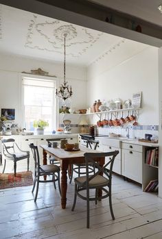 Sheila Wallace's seaside nest is the perfect inspiration for restoring a period property: http://www.homesandantiques.com/feature/antiques/furniture/how-restore-period-property