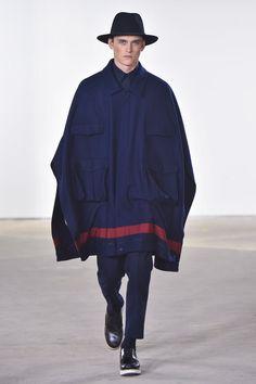Carlos Campos Menswear Fall Winter 2016 New York - NOWFASHION