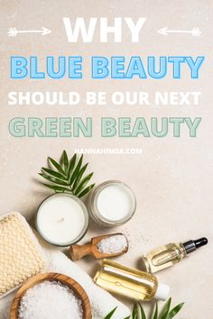 Blue beauty is the new sustainable beauty movement for 2020. It focuses on protecting oceans, reducing plastic and reducing chemicals that harm both ourselves and the world around us. From using reef-safe ingredients and zero-waste packaging, here's everything you need to know about how to get onboard with blue beauty.