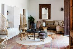 Be inspired by the atmosphere impression of our agroturismo hotel in Ibiza. From orange trees, a relaxed pool and a cozy bar to healty food. Best Hotels In Ibiza, Hotel Ibiza, Cozy Bar, Interior Inspiration, Beautiful Places, Architecture, Luxury, Furniture, Home Decor