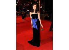 Gemma Arterton: Film Awards 2011 @BAFTA #BAFTAStyle