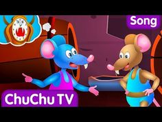 Hickory Dickory Dock Nursery Rhyme With Lyrics - Cartoon Animation Rhymes & Songs for Children Baby Songs, Kids Songs, Rhymes For Kids, Art For Kids, Hickory Dickory Dock, Youtube Videos For Kids, Nursery Rhymes Songs, Paper Flowers Diy, House Cleaning Tips