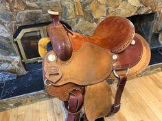 Frontier 15X Roping Saddle. Roping Saddles, Beautiful Horses, Pretty Horses