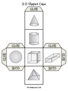 Introducing 3-D shapes (solid figures) to your students for the first time, have…