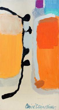 "Saatchi Art Artist Claire Desjardins; Painting, ""About Face "" #art"