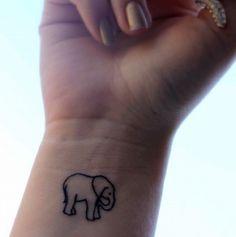 love the elephant.