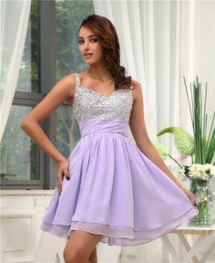 Maphia Cocktail Dresses Party Lavender Robe De New Arrival Fashion Vestidos Beading Stones Chiffon summer 2017 Short Dress