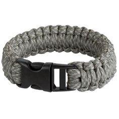 Survival Bracelet, 8 in., Digital Camo #poachit